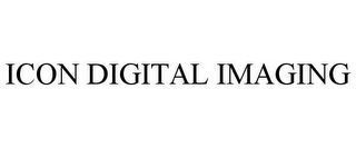 mark for ICON DIGITAL IMAGING, trademark #77563041