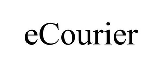 mark for ECOURIER, trademark #77563698