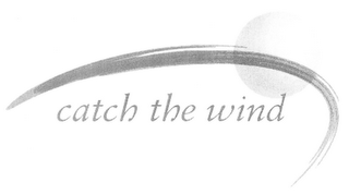 mark for CATCH THE WIND, trademark #77564592