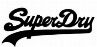 mark for SUPERDRY, trademark #77571772