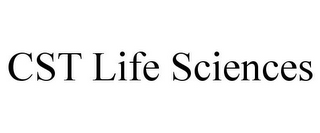 mark for CST LIFE SCIENCES, trademark #77572117