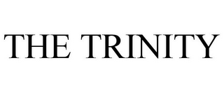 mark for THE TRINITY, trademark #77573196