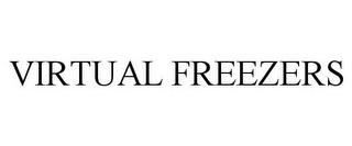 mark for VIRTUAL FREEZERS, trademark #77574954