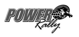 mark for POWER RALLY, trademark #77581122