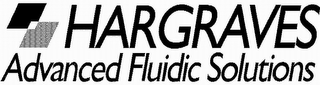 mark for HARGRAVES ADVANCED FLUIDIC SOLUTIONS, trademark #77582031