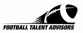 mark for FOOTBALL TALENT ADVISORS, trademark #77584456