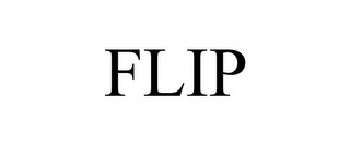 mark for FLIP, trademark #77590435