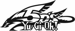 mark for YU-GI-OH! 5D`S, trademark #77594165