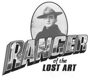 mark for RANGER OF THE LOST ART, trademark #77596581