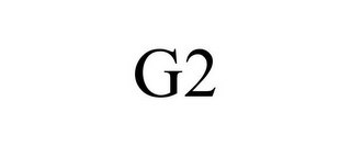 mark for G2, trademark #77604616