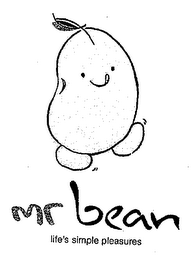 mark for MR BEAN LIFE'S SIMPLE PLEASURES, trademark #77608462