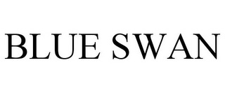 mark for BLUE SWAN, trademark #77609688