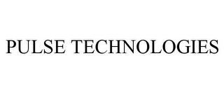 mark for PULSE TECHNOLOGIES, trademark #77610745