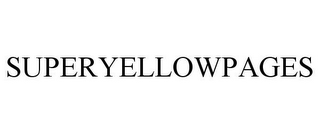 mark for SUPERYELLOWPAGES, trademark #77611858