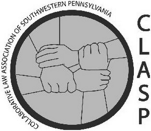 mark for COLLABORATIVE LAW ASSOCIATION OF SOUTHWESTERN PENNSYLVANIA CLASP, trademark #77614917