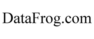 mark for DATAFROG.COM, trademark #77616443