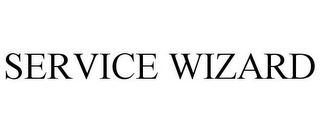 mark for SERVICE WIZARD, trademark #77616504
