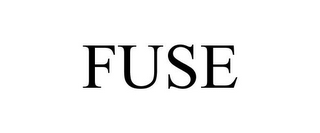 mark for FUSE, trademark #77617814