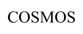 mark for COSMOS, trademark #77618772