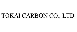 mark for TOKAI CARBON CO., LTD., trademark #77626612