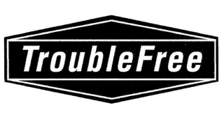 mark for TROUBLEFREE, trademark #77626868