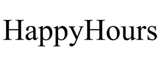 mark for HAPPYHOURS, trademark #77628001