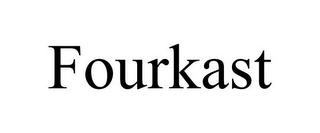 mark for FOURKAST, trademark #77631232