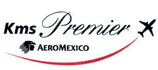 mark for KMS PREMIER AEROMEXICO, trademark #77639096