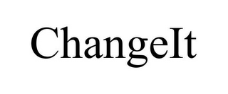 mark for CHANGEIT, trademark #77642005