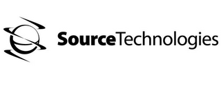 mark for SOURCE TECHNOLOGIES, trademark #77643100