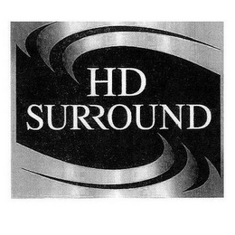 mark for HD SURROUND, trademark #77646322