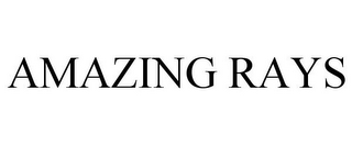 mark for AMAZING RAYS, trademark #77647374