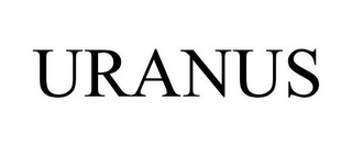 mark for URANUS, trademark #77652570