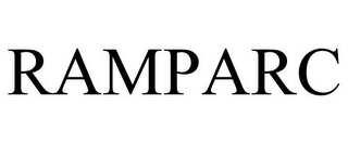 mark for RAMPARC, trademark #77653448