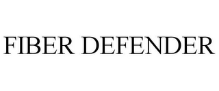 mark for FIBER DEFENDER, trademark #77655480