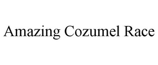 mark for AMAZING COZUMEL RACE, trademark #77656156