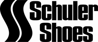 mark for SS SCHULER SHOES, trademark #77659559
