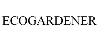 mark for ECOGARDENER, trademark #77660290