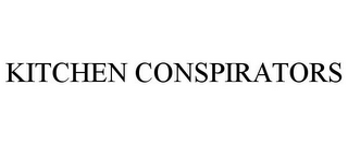 mark for KITCHEN CONSPIRATORS, trademark #77661996