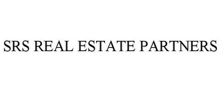 mark for SRS REAL ESTATE PARTNERS, trademark #77664227