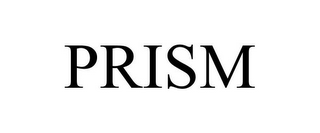 mark for PRISM, trademark #77665430