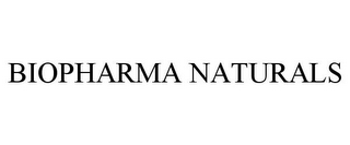 mark for BIOPHARMA NATURALS, trademark #77665888