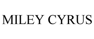 mark for MILEY CYRUS, trademark #77667579