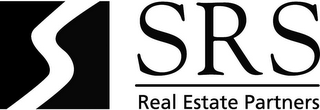 mark for S SRS REAL ESTATE PARTNERS, trademark #77673221
