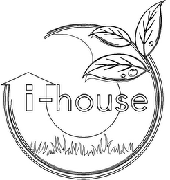 mark for I-HOUSE, trademark #77674432
