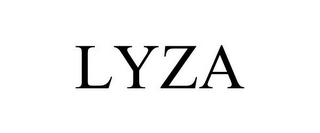 mark for LYZA, trademark #77674711