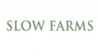 mark for SLOW FARMS, trademark #77679136