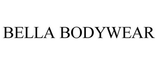 mark for BELLA BODYWEAR, trademark #77683191