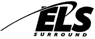 mark for ELS SURROUND, trademark #77685259