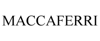 mark for MACCAFERRI, trademark #77686331
